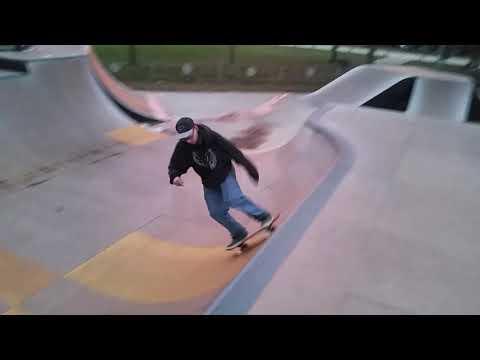 Machesney Park IL skatepark 2019 FALL