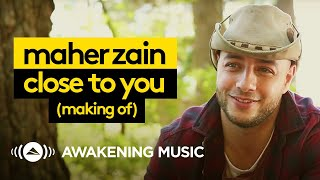 "Maher Zain - Making Of ""Close To You"" Music Video"
