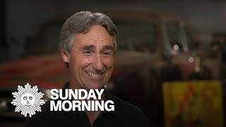 """Master picker Mike Wolfe of """"American Pickers"""""""
