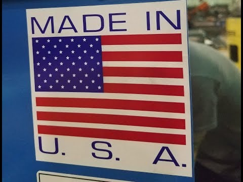 Selecting American Manufactured vs. Chinese Importedvideo thumb