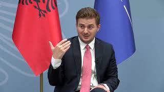 Në Vëzhgim - Gent Cakaj ministër për Evropë dhe punët e jashtme 21.07.2020