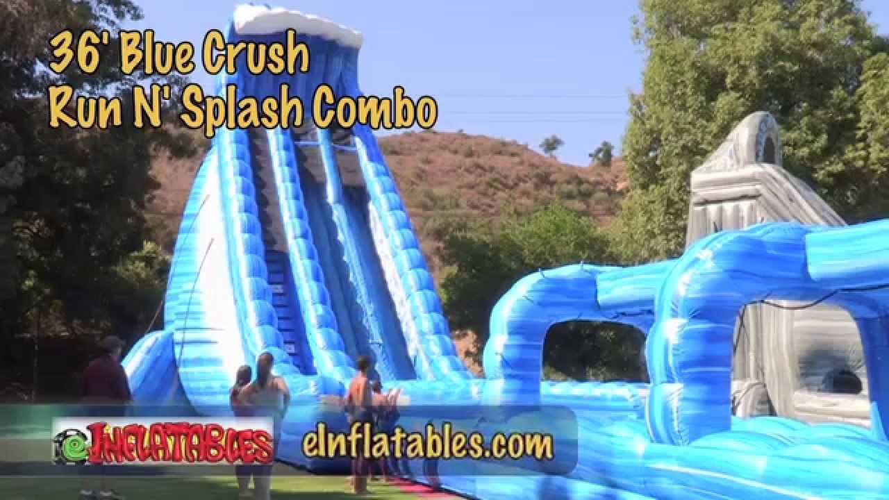 community  water slide