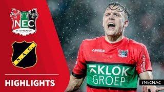 Samenvatting N.E.C. - NAC Breda (28-02-2020)