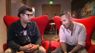 Mike 'The Situation' Teaches Italian | On Air With Ryan Seacrest