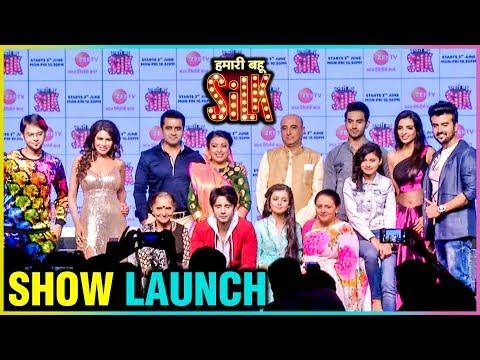 Chahat Pandey, Zaan Khan & Sarita Joshi | Humari Bahu Silk Show Launch FULL VIDEO