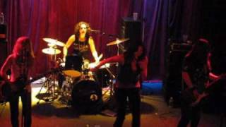 The Donnas - Smoke You Out - Live from The Note, West Chester, PA - 3/27/10