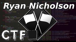 BASIC Buffer Overflow | Ryan's CTF [13] Everyday I'm Bufferin