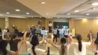 SNH48 - Little Apple & Gentleman Remix Practice (Zhao Yue Version)