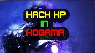 Hack XP Kogama 2018/2019