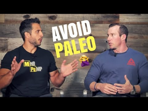 """The """"PALEO"""" Diet Is TERRIBLE For CrossFit (AVOID!!) 