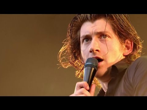 The Last Shadow Puppets - The Dream Synopsis @ T in the Park 2016 - HD 1080p