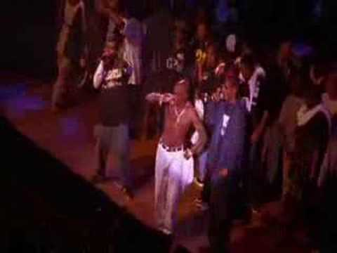 Tupac Live at the House of Blues (2 Of Amerikaz Most Wanted)