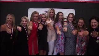 South Jones dance team receives its state championship rings