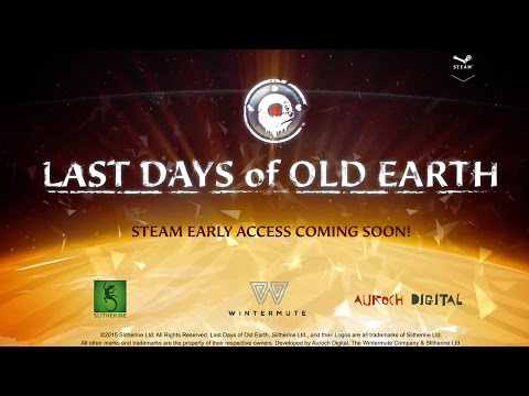 Last Days of Old Earth - Developer Trailer thumbnail