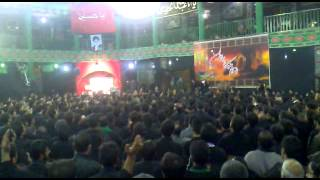 preview picture of video 'moharam ashura yazd iran 1391'