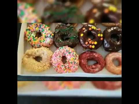 Donut King Review!! Local Orlando area Donuts and Bakery!!!