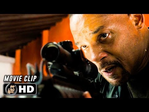 GEMINI MAN Clip - Cartagena Duel (2019) Will Smith
