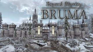 Skyrim Special Edition - BRUMA #29[Пауки и Акавирские огни]