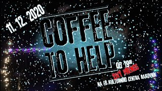 Video Coffee to help - LIVE STREAM