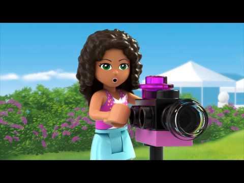 Vidéo LEGO Friends 41301 : Le défilé des chiots