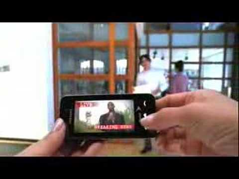 Samsung Commercial for Samsung Interest (2008) (Television Commercial)