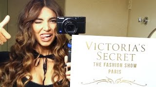Vlog 10 IM ON THE VICTORIAS SECRET JET