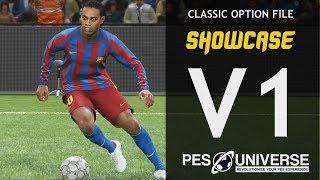PESUniverse Classic V1 Showcase