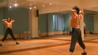光海先生のダンスレッスン〜リズムに合わせて一緒にやってみよう!〜肩ストレッチ