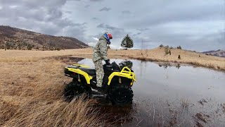 Can-Am Outlander 850 Xmr & Outlander 650 RIDE