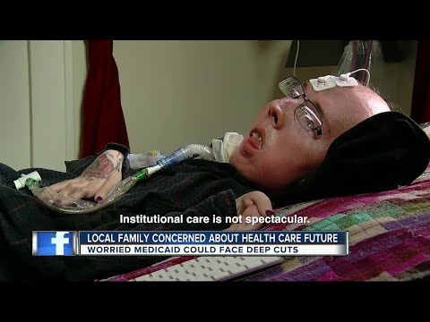 Local family concerned about Health Care future