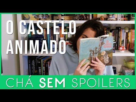 O Castelo Animado - Diana Wynne Jones - Chá SEM Spoilers