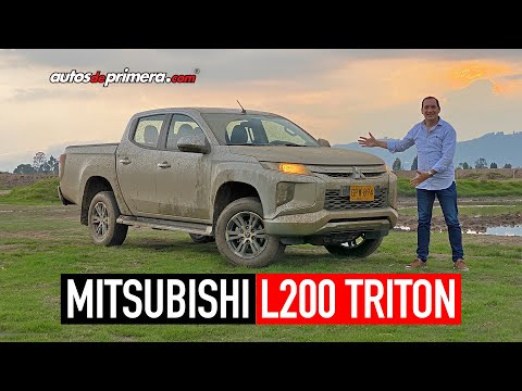 Mitsubishi L200 Triton 2020, off road y trabajo pesado | Prueba-Reseña