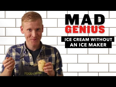 Video How to Make Ice Cream Without an Ice Cream Maker | Food & Wine