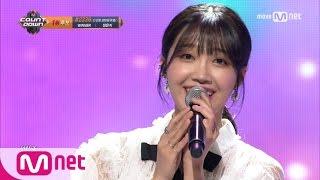 [Jeong Eun Ji - The Spring] KPOP TV Show | M COUNTDOWN 170420 EP.520