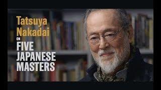 Tatsuya Nakadai on Five Japanese Masters | Kholo.pk