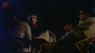 Satyanarayana, Bhanu Priya & Karthik Action Scene || Anveshana Movie || Karthik, Bhanu Priya