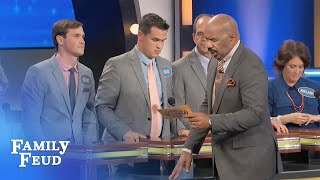 She's OLD but she's GOLD... | Family Feud