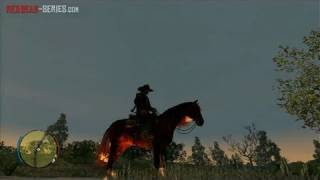Red Dead Redemption: Undead Nightmare - The Four Horses of the Apocalypse