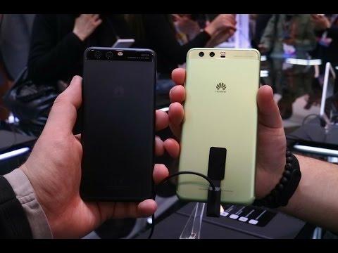 Huawei P10 e Huawei P10 Plus, anteprima MWC 2017