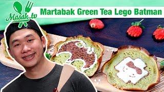 Martabak Green Tea Lego Batman