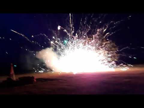 2018 Fireworks explosion FAIL
