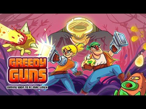 Greedy Guns Kickstarter Teaser thumbnail
