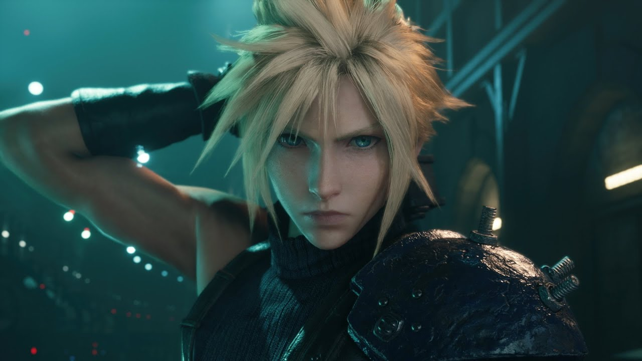 Video FINAL FANTASY VII REMAKE INTERGRADE [PS5]