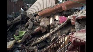 Rescue operations ongoing after 4 storey building collapsed in Ruai