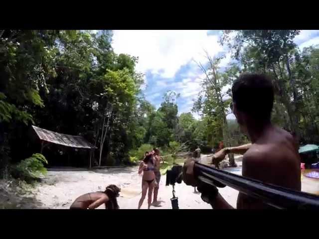 Debbz party 2014  (Coridora) (Suriname)