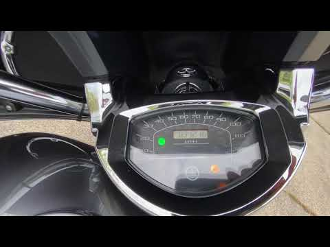 2014 Yamaha V Star 1300 Deluxe in Muskego, Wisconsin - Video 1