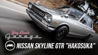 "1969 Nissan Skyline GTR ""Hakosuka"" - Jay Leno"