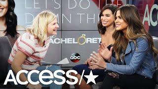 'The Bachelorette': Ashley I & JoJo Fletcher Play 'Jordan Or Zoolander?' | Access - dooclip.me