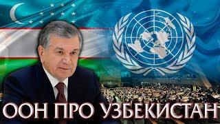 ООН ВЫСКАЗАЛСЯ ПРО УЗБЕКИСТАН