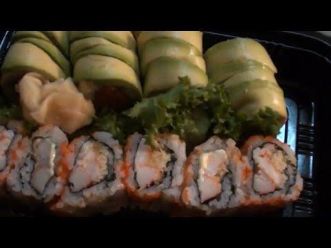 Eating Sounds: Sushi